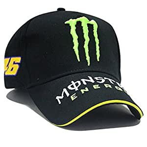casquette monster energy valentino rossi 46 moto gp 2016 official auto et moto. Black Bedroom Furniture Sets. Home Design Ideas