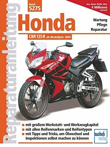Preisvergleich Produktbild Honda CBR 125 R