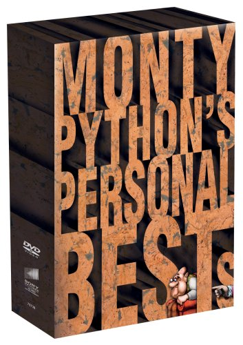 Monty Python's Personal Bests [6 DVDs]