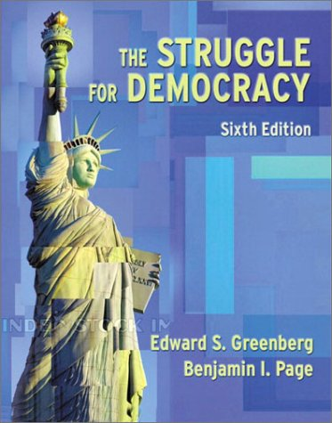 The Struggle for Democracy (paperback), with LP.com Version 2.0