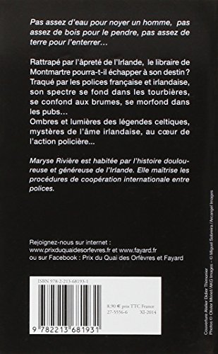Tromper la mort : Prix du quai des orfèvres 2015