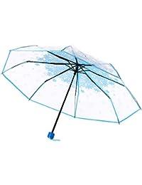 großer XXL Pilze S Regenschirm Automatik Waldpilze // Herbst Ø 122 cm