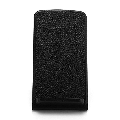 UGI Qi Wireless Schnellladeger?t Schnelllade Stand Pad f¡§1r Samsung Galaxy Note 8 - Schwarz