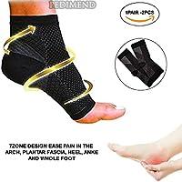 pedimendtm Plantarfasziitis-Socken–1pair (2Stück) | Bogen und Heel | Spurs unterstützt die Durchblutung anti-fatigue-Hülle... preisvergleich bei billige-tabletten.eu