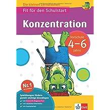 Konzentrationsspiele Kinder