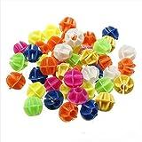 45 Stück Fahrrad Bunte Speichen Dekoration Beads
