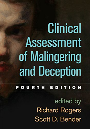 Clinical Assessment of Malingering and Deception, Fourth Edition (English Edition)