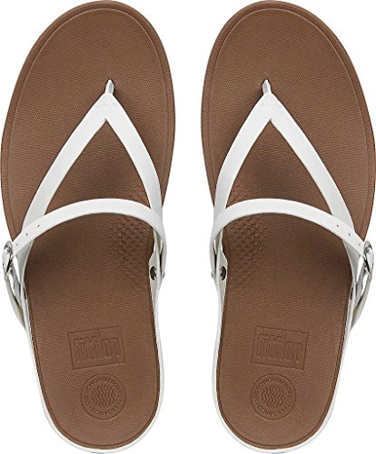 Tan Leather Tan Flip Dark St盲dtischen Dark Sandals Wei Wei Flip Flip Sandals St盲dtischen Leather BPqfHP