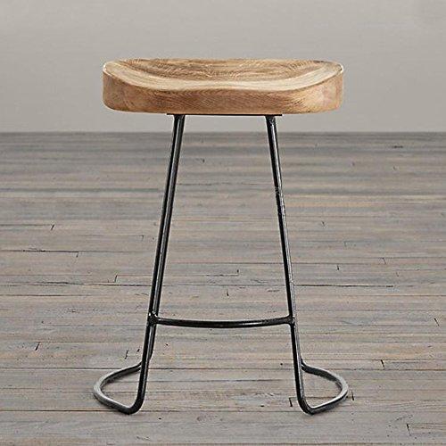 Zaixi Holz Frühstück Küche Bar Hocker Stuhl Set von - Holz-frühstücks-set