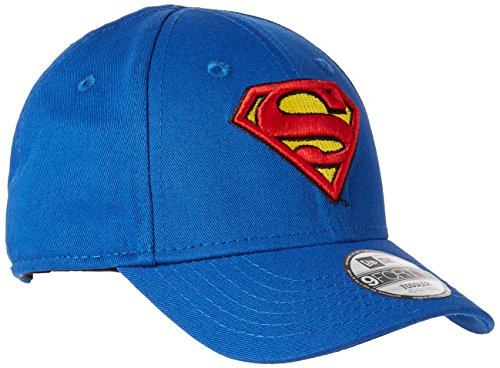 new-era-dc-comics-superman-hero-essential-9forty-strapback-cap-toddler-kleinkind