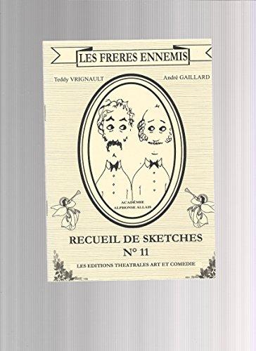 Freres Ennemis N 11 par Vrignault/Gaillard
