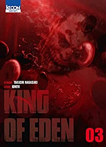 King of Eden Edition simple Tome 3