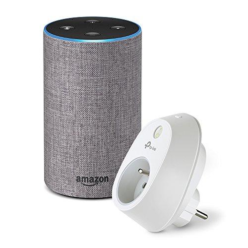 Amazon Echo + Prise connectée Wi-Fi TP-Link HS100