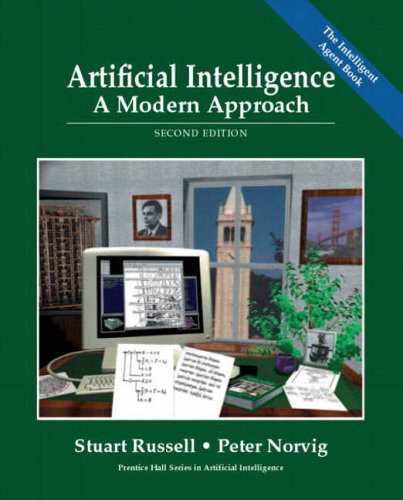 Artificial Intelligence: A Modern Approach: International Edition (Prentice Hall series in artificial intelligence) por Stuart Russell