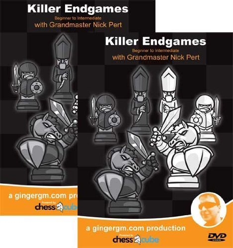 killer-endings-parts-1-2-beginner-to-advanced-gm-nick-pert-two-chess-dvds-by-gingergm