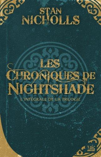 Descargar Libro 10 Romans 10 Euros 2013 Les Chroniques de Nightshade - l'intégrale de la trilogie: 10 ROMANS - 10 EUROS 2013 de Stan Nicholls