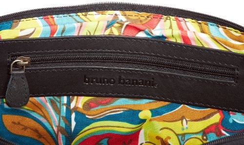 Bruno Banani  Bicolour_5, sacs à main femme Noir - Schwarz (schwarz)