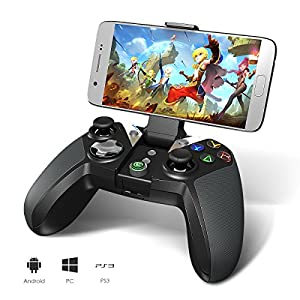 GameSir Game Controller Gamepad, G4s Bluetooth Wireless Game Controller Joystick für Android/Windows PC/ PS3/ TV Box