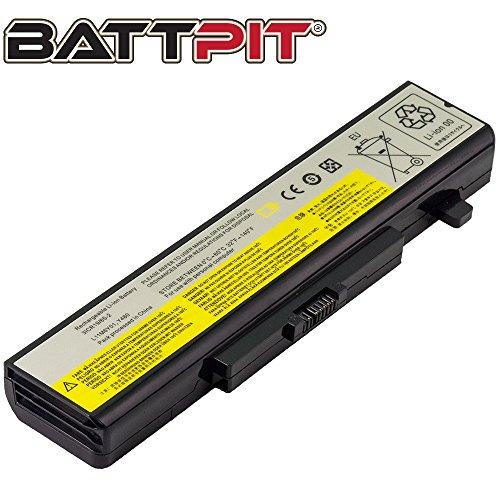 Battpit Laptop Akku für Lenovo L11M6Y01 L11L6Y01 L11S6Y01 L11P6R01 45N1048 0A36311 B480 B490 B580 G480 G485 G580 G585 IdeaPad Z580 Y580 - [6 Zellen/4400mAh/49Wh]