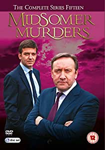 Midsomer Murders Series Fifteen [DVD]