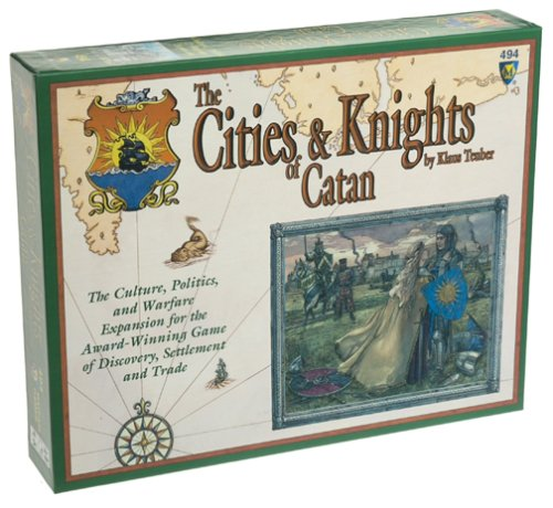 Settlers of Catan: Cities and Knights of Catan [englischsprachige Version]