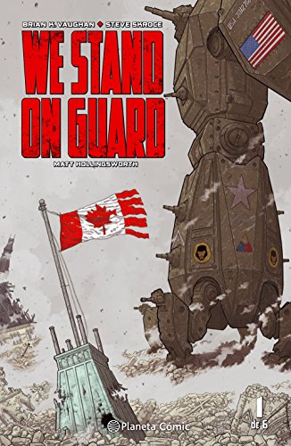 Descargar Libro We stand on guard nº 01/06 de Brian K.%Vaughan