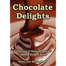 Chocolate Delights Cookbook, Volume I (Cookbook Delights) by Karen Jean Matsko Hood (2011-08-03)