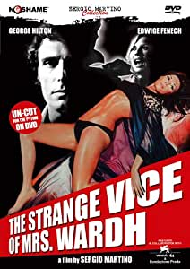 Strange Vice of Mrs Wardh [DVD] [Region 1] [US Import] [NTSC]