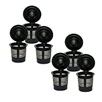Premier Reusable Coffee Filter Pods Compatible w/ Keurig Kcup Coffee Brewer Series