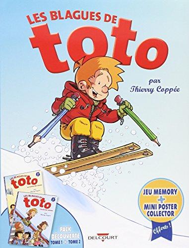 Les Blagues de Toto - Fourreau T1+T2