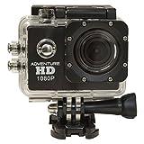 Wasp Cam 5200-eu Aventura cámara de deportes de acción HD, color negro