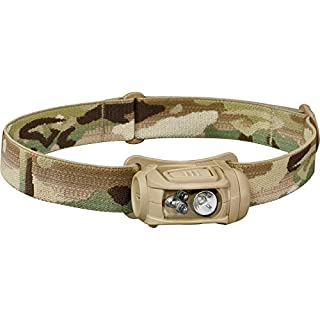 Princeton Tec REMIX Tactical Military 150 Lumens 4 colour mode Military Water Resistant IPX4 Headlamp in MULTICAM