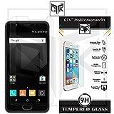 Yu Yureka Black Tempered Glass - TheGiftKart Premium HD Tempered Glass Screen Protector