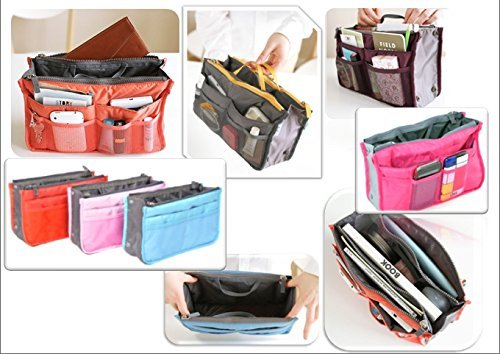 Bigshopkart Purple Bag Organizer