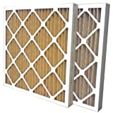 "US Home Filter SC60-18X20X2 18x20x2 Merv 11 Pleated Air Filter (6-Pack), 18"" x 20"" x 2"""