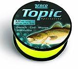 Zebco Topic Dorsch Specialine Monofile Schnur - Ø 0,50 mm / Cod - Meriluzzo / Frisch / NEU