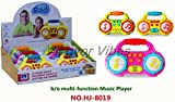 #9: Vibgyor Vibes™ Early Age Toys - Sound Toy in Radio Design for Kids- Pack of 1