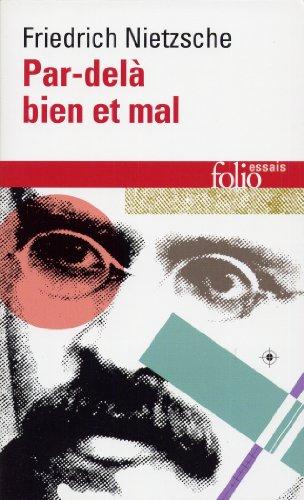 Par-delà bien et mal par Friedrich Nietzsche