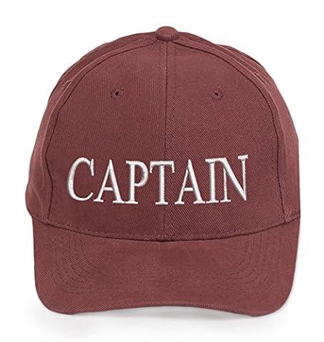Sea Captain Hat - 100% Cotton Ancient Mariner, Captain Cabin Boy