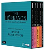 Der Hörkanon  - Herausgegeben und kommentiert von Marcel Reich-Ranicki: Die besten deutschen Erzählungen - - Johann Wolfgang von Goethe