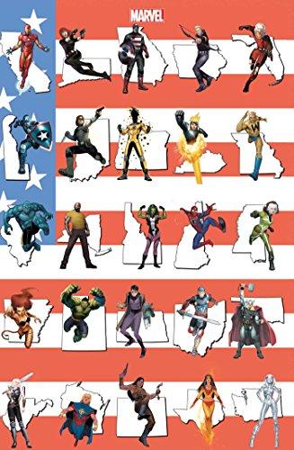 Avengers nº8 Variant Angoulême