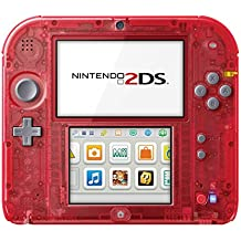 Nintendo Nintendo 2DS Console -Crystal Red