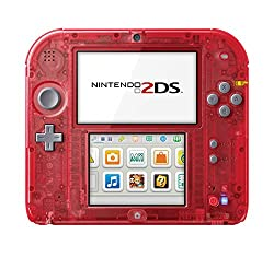 Nintendo Nintendo 2DS - Nintendo Nintendo 2DS - Crystal Red