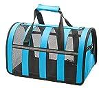 Flairstar Hundehalterung Haustier Reisetasche Portable Handtasche Kiste Umhängetasche Pet Carrier Für Katzen,Kleine Hunde,Welpen,Haustie