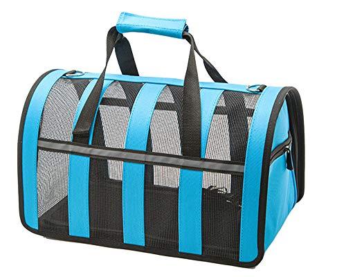 Flairstar Hundehalterung Haustier Reisetasche Portable Handtasche Kiste Umhängetasche Pet Carrier Für Katzen,Kleine Hunde,Welpen,Haustie (Portable Pet Kiste)