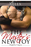 The Master's New Toy (Book V & VI) (BDSM Discovery 3)