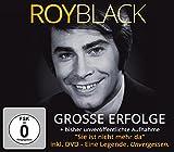 """Roy Black: Große Erfolge plus eine bisher unveröffentlichte Aufnahme """"Sie ist nicht mehr da""""- inkl DVD: Eine Legende. Unvergessen. (Audio CD)"""