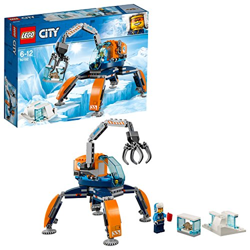 LEGO 60192 City Arctic Expedition Arctic Ice Crawler Building Set Best Price and Cheapest