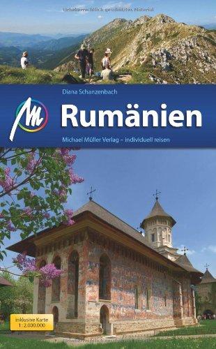 Reiseführer: Rumänien (Müller Verlag)