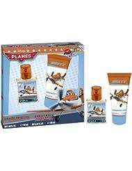 Disney Planes Kids Fragrance Geschenkkarton Eau de Toilette 30ml und Duschgel, 2 Stück